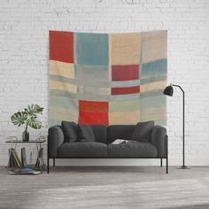 Parallel Bars 1 Wall Tapestry