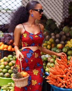 I love african fashion outfits African Fashion Designers, African Inspired Fashion, Latest African Fashion Dresses, African Print Dresses, African Print Fashion, Africa Fashion, African Wear, African Attire, African Dress