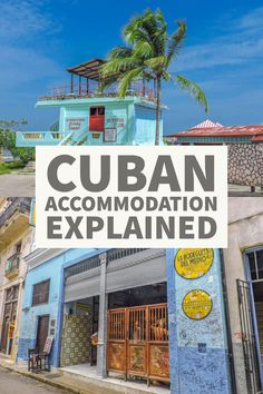 Casas Particulares in Cuba | Cuba Accommodation | #cuba