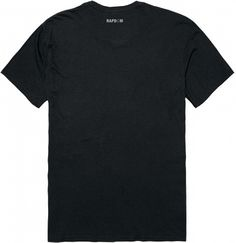 RapDom Tactical Graphics Keep Calm and Conceal On Mens Tee [Black - S]
