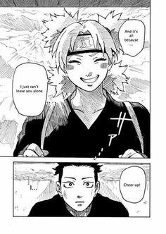 Shikatema part 11 Shikadai, Shikatema, Naruto Shippuden Sasuke, Naruto Comic, Naruto Art, Naruto Couples, Cute Anime Couples, Nara, Shikamaru And Temari