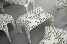 3d-printing-by-Freedom-of-Creation Monarch Stools