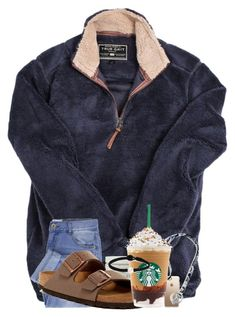 """Preppy - 3rd Try :)"" by meinersk45195 ❤ liked on Polyvore featuring True Grit, Taya, Birkenstock, Casetify, Vera Bradley, Lokai and CoffeeDate"