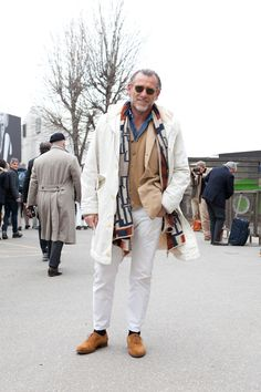PITTI UOMO SNAP by BEAMS 3の画像 | ELEMENTS OF STYLE