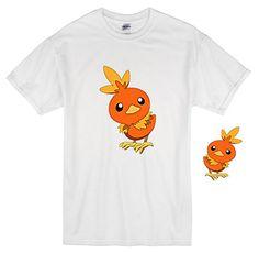 Torchic Iron On Transfer,Torchic Image, Pokemon Go, Pokemon Go Shirt,Pokemon T-Shirt,Pokemon Digital, Nintendo, Pokemon Tee, Torchic Image by ICreateAndCollect on Etsy