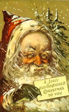 A Jolly Old Fashioned Christmas to You.