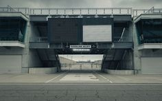 Indianapolis Motor Speedway photographed by Sean Klingelhoefer