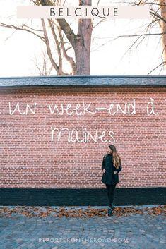 City guide pour passer un week-end à Malines, en Flandre.  Plus discrète que ses voisines mais tout aussi charmante et captivante, Malines est la petite ville idéale pour passer un week-end en Belgique. #Belgique #Mechelen