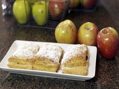 Stemilt Apple Strudel Recipe Video by Cooking With Coryanne | ifood.tv