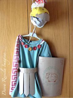 Little Dues: Manualidades - Disfraces caseros