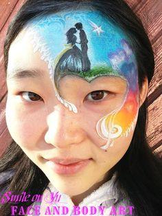 Yu Catherine Li-- Smile on Yu Face and Body Art www.facebook.com/SmileOnYu www.smileonyu.com