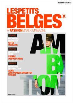 www.elle.be :Les Petits Belges* - een nieuw online magazine*Les Petits Belges: een uitdrukking die vaak gebruikt wordt om te refereren naar ons, Belgen. De perfecte invalshoek voor dit online magazine daar de medewerkers van dit online platform fier zijn deel uit te maken van de groep 'mode professionals'. Hoewel ze graag bescheiden blijven want bescheidenheid is namelijk het succes van de Belgen!