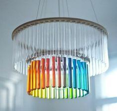 lampenschirm-selber-machen-reagenzglas-farbiges-wasser-kronleuchter