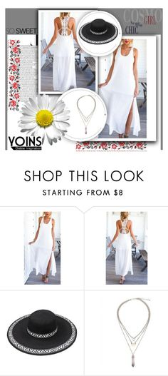 """""""YOINS 32"""" by melisa-hasic ❤ liked on Polyvore"""