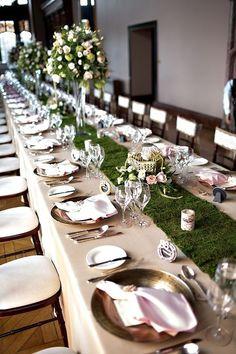 Deko-Inspirationen für die Hochzeit - miss solution Bildergalerie #wedding #decoration #hochzeit