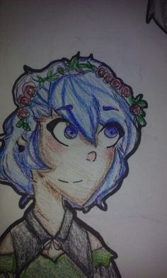 Hehehe I made another one...Flower mutant, name suggestions?, age 15