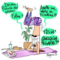 funny yoga quotes / funny yoga memes _ funny yoga quotes _ funny yoga _ funny yoga pictures _ funny yoga poses _ funny yoga shirts _ funny yoga quotes hilarious _ funny yoga poses for two Citations Photo, Citations Yoga, Friends Illustration, Yoga Illustration, Yoga Poses For Two, Types Of Yoga, Mindfulness Quotes, Sport Quotes, Yoga Quotes