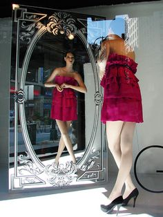 "Macy's ""Giambattista Valli"" Window"
