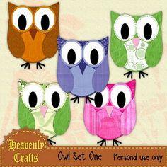 Owl craft idea
