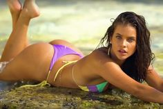 A Moment For Barbara Palvin's Sports Illustrated Swimsuit Video (The Superficial) Barbara Palvin, Young Models, S Models, Latina, See Through Tops, Bikini Modells, Sport Bikinis, Bikinis For Teens, Healthy Lifestyle Motivation