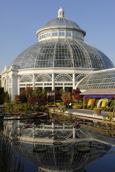 Haupt Conservatory at NYBG