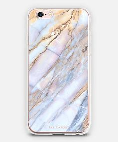 The Casery Shatter Marble Case for iPhone
