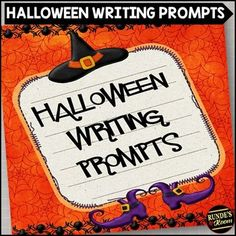 This FREE Halloween Writing Activity pack contains writing prompts and Halloween stationery for 4 different forms of writing. Forms of writing include: fictional narrative, procedural writing, news article, and journal writing or personal memoir.