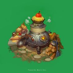 Witchfarm Bakery by any-s-kill.deviantart.com on @DeviantArt