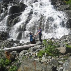 Hikes, lakes, and forests! Dream Vacations, Vacation Spots, British Columbia, Columbia Travel, Downtown Vancouver, Small Lake, Day Hike, Weekend Trips, Travel Goals