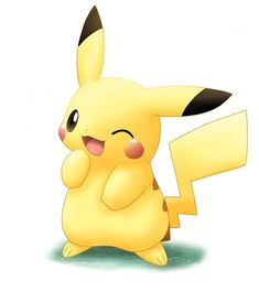 My pikachu from yellow! going star wars themed this time. Pikachu Naruto, Pokemon Eevee, Cute Pikachu, Pokemon Comics, Cute Pokemon Wallpaper, Cute Cartoon Wallpapers, Kawaii Drawings, Cute Drawings, Pikachu Drawing