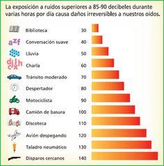 """""""Cuidando el Medio Ambiente y la Salud"""": Cuidado con la Contaminación Acústica"""