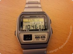 CASIO-BP-120 Blood Pressure Monitor