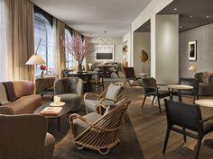 Dwell - 11 Howard: A Hotel That Feels Like a Home