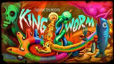 """King Worm"" Title Card - Quite possibly the best episode of Adventure Time so… Adventure Time Series Finale, Adventure Time Seasons, Adventure Time Wiki, Adventure Time Episodes, Adventure Time Poster, Adventure Time Background, Adventure Time Wallpaper, Fin And Jake, Jake The Dogs"