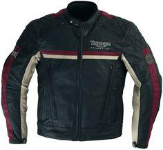 Triumph Expands Retro Gear Offerings: Stockton (Jacket)