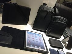 Piquadro tracolle cover iPad e iPad Air