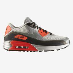Nike Air Max @ www. Mens Shoes Boots, Men's Shoes, Shoe Boots, Running Sneakers, Air Max Sneakers, Cheap Air Max 90, Nike Spandex, Nike Headbands, Nike Wedges