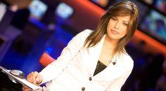 "Stefania Pinna ""Sono una sarda testarda"" parla la stella di SKYnews"