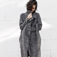 Weekend chills in @camillaandmarc  Shop the coat via link in bio  #ootd #weekend by kaity_modern
