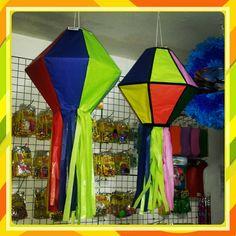 Pinhata Balão Festa Junina