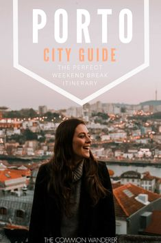 Looking to spend a weekend in Porto? Good decision! Our 2-day Porto itinerary gives you the lowdown on where to eat, where to stay, and all the things you absolutely cannot miss seeing in this charming Portuguese city | Porto | Porto Portugal | Porto Portugal things to do | Porto travel guide | Porto travel Portugal | Porto Portugal photography | #Porto #Portugal #PortoTravel