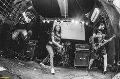 Manger Cadavre?: banda paulista faz shows em POA e...