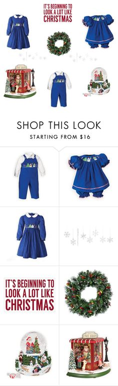 """""""It' Beginning to Look A Lot Like Christmas"""" by woodensoldier on Polyvore featuring Sixtrees"""