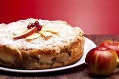 Torta di mele con lo yogurt e senza burro: una ricetta sana e gustosa per la colazione