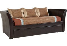 Shop for a Susan Daybed at Rooms To Go. Find Sofas that will look great in your home and complement the rest of your furniture. #iSofa #roomstogo