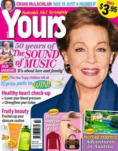 Yours  #magazines #may #2015