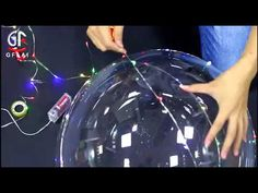 Floating Light Up LED Bubble Balloons With Multi-Color Firefly String Lights Wedding Party Favor Light Up Balloons, Floating Balloons, Floating Lights, Balloon Lights, Bubble Balloons, String Lights, Bubbles, Led Diy, Lighted Centerpieces