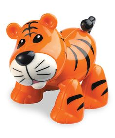 Take a look at this First Friends Tiger by Reeves International on #zulily today! $8 !!