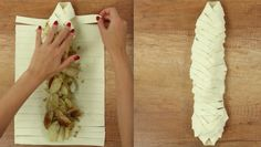 Штрудель с яблоками и орехами- интересный десерт, который, между тем, очень прост в исполнении. Справится даже ребенок! Хотите удивить своих родных и близких внезапно открывшимися кулинарными способностями? Тогда этот рецепт идеален для вас!