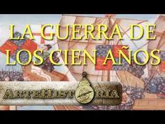 ▶ La Guerra de los Cien Años - Grandes Batallas 5 - YouTube